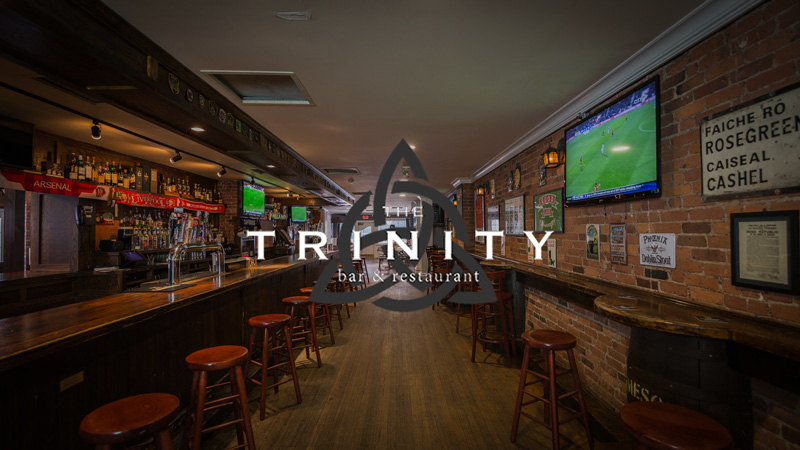 The Trinity Bar New Haven Ct
